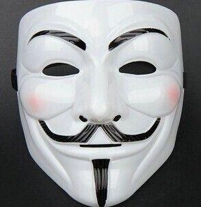 qq头像面具 黑客