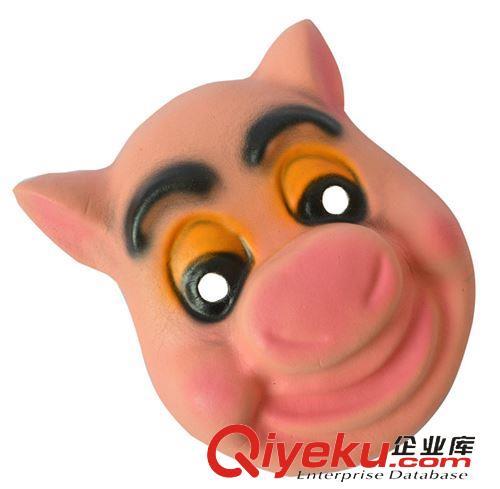 搞怪聚会玩具动漫面具2元猪猪侠面具b256