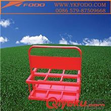 裁判用品 厂家直销 球类用品 六孔水壶架 FD675B