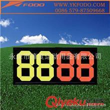裁判用品 厂家直销 正反两用 手动换人牌 记分牌FD687