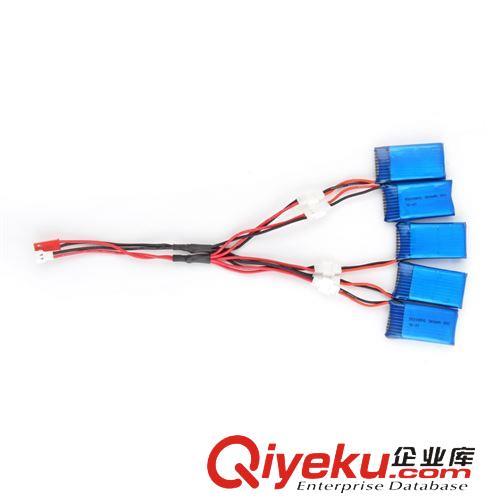 7v 380mah usb电池组充电套装(含5个
