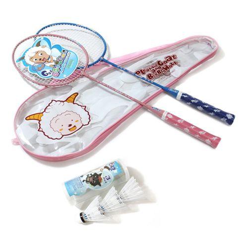 羽毛球拍、网球拍 正品喜羊羊YY 263儿童羽毛