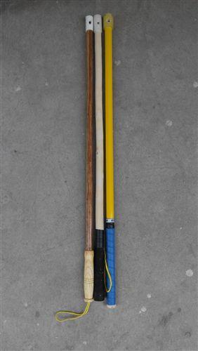 陀螺系列 健身陀螺鞭杆 不锈钢陀螺鞭杆