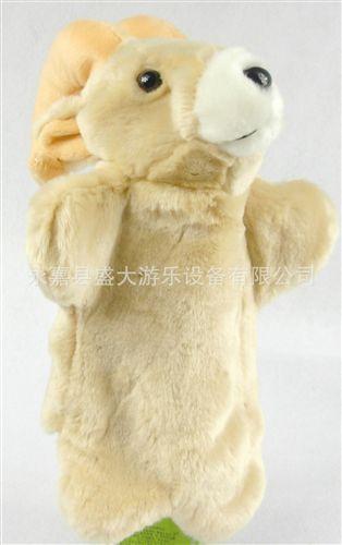 幼儿园头饰面具手偶 超可爱动物手指偶 手偶 给宝宝讲