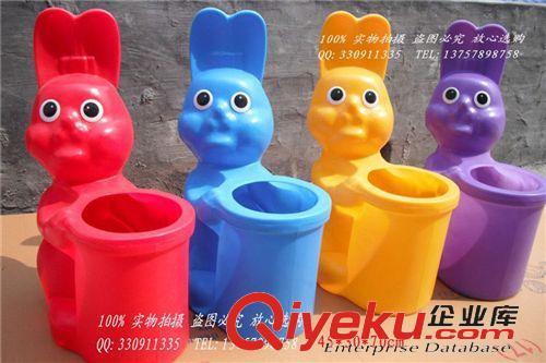 【卫生垃圾桶 幼儿园垃圾桶/卡通果壳箱/保洁桶/塑料