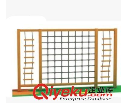 【小博士大型滑梯 批发爬网/攀爬组合网/木质户外