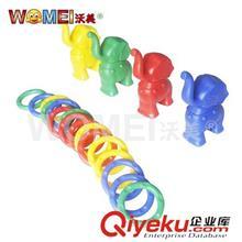 感统训练组合系列 幼儿园儿童运动玩具感统训练器械小象大象投掷套圈 动物套圈