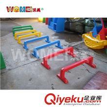 塑料玩具 幼儿园环保加厚塑料儿童跨栏玩具感统器材滚塑工艺一次成型