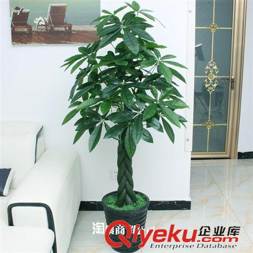 所有仿真植物 室内仿真树批发 装饰装饰客厅塑料假树盆栽 1.