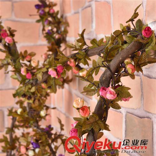 欧式花壁纸材质贴图粉色