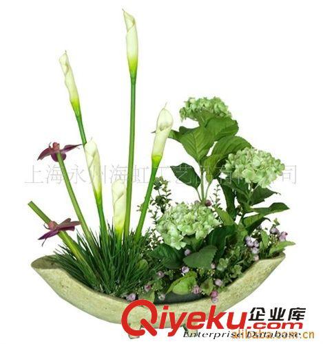 小植物类 仿真花艺套装欧式,仿真古典花艺,人造盆景花,仿真假花艺组合