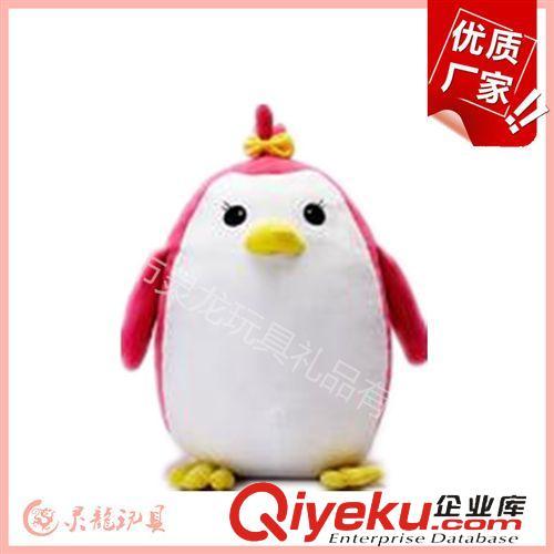 站姿企鹅毛绒公仔 南极动物毛绒玩具 填充穿衣企鹅毛绒玩偶定制样板图