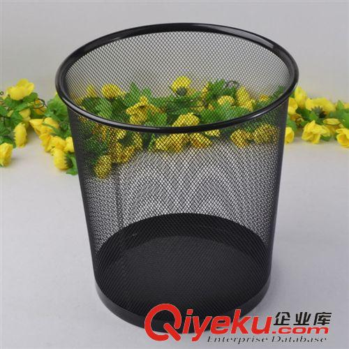 盆桶专区 铁网垃圾桶 圆形家用垃圾桶 铁丝网卫生桶纸篓 废纸篓厂家