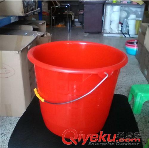 桶塑料大红水桶