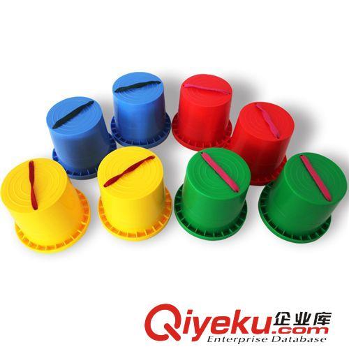 感统训练 幼儿园专用 儿童感统训练器材圆柱型高跷儿童踩高跷(图)