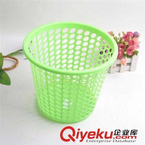 【纸篓网篓 塑料垃圾桶