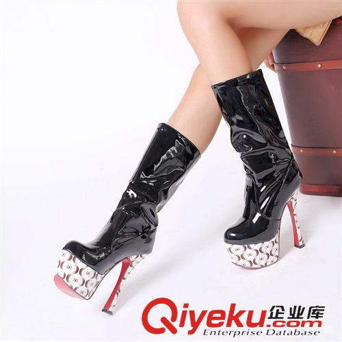 高跟 女靴 高跟鞋