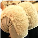 运动玩具 A300特价仿羊毛加厚护膝 抗风湿防关节炎护膝冬季保暖必备