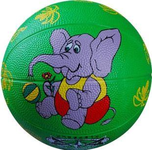 篮球 篮球 狂神0763篮球 1号儿童卡通篮球 幼儿园篮球