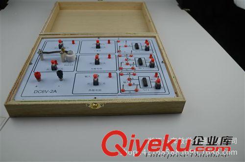 物理教学仪器 门电路和传感器应用实验箱教学与门或门