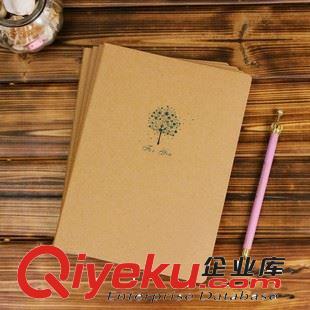 牛皮纸 牛皮纸制作的笔记本