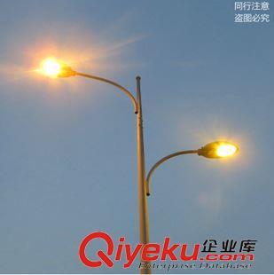 户外路灯LED路灯 6米双头路灯户外 道路照明 小
