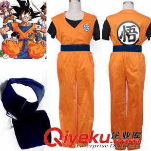 q-七龙珠 cosplay动漫服装批发