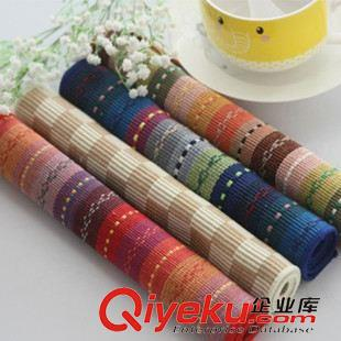 餐具 欧式纯棉布艺餐垫