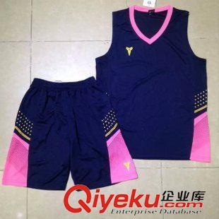 2016篮球服套装定做批发