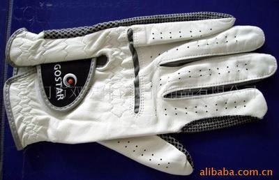 高尔夫球手套 供应高尔夫手套