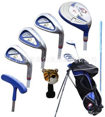 高尔夫球杆 儿童高尔夫球杆 青少年球杆(图)