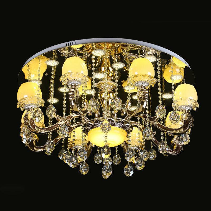 现代水晶吸顶灯6760-8